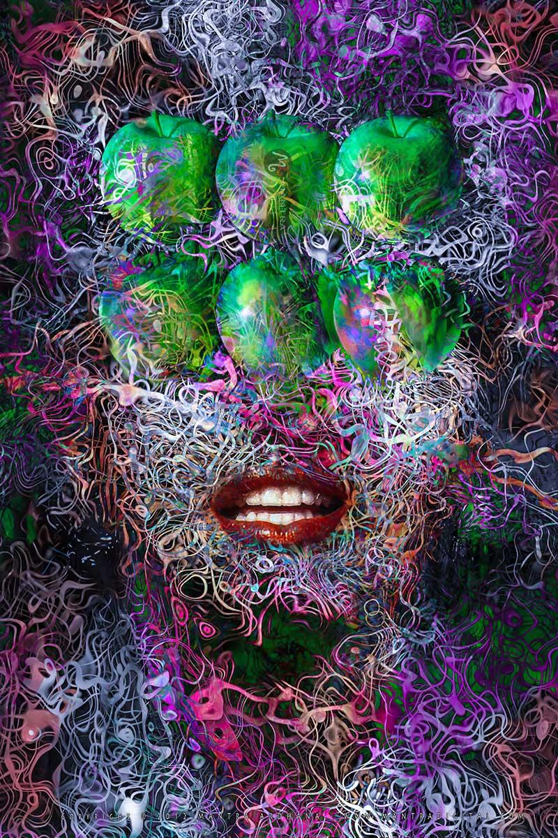 American Ecstasy by Mantra Ardhana