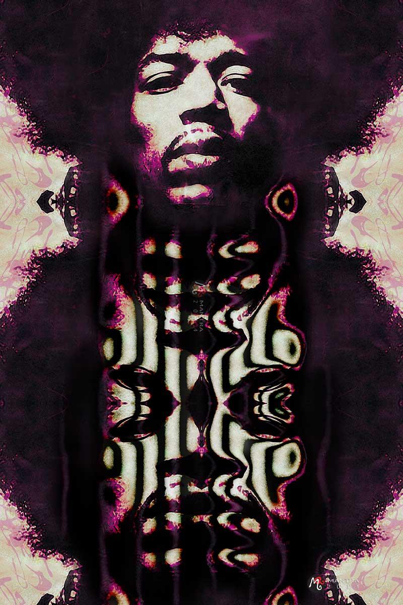 Voodoo Child III by Mantra Ardhana