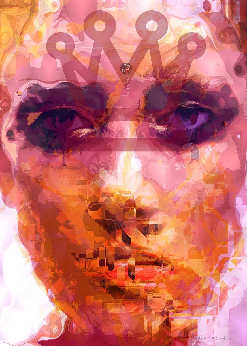 Broken Queen by Mantra Ardhana